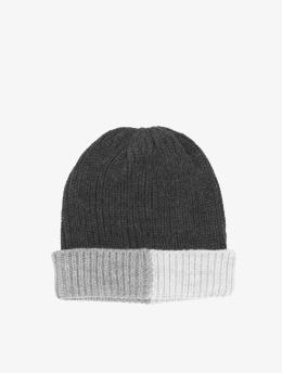 Urban Classics шляпа Colorblocking Fisherman серый