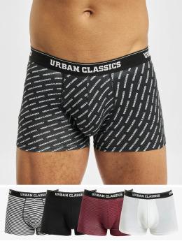 Urban Classics  Shorts boxeros Mix 5-Pack rojo