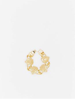 Urban Classics armband Lion Bracelet goud