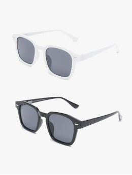 Urban Classics Aurinkolasit Sunglasses Symi 2-Pack musta