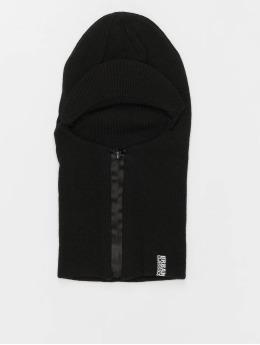 Urban Classics Beanie Zipped Visor zwart
