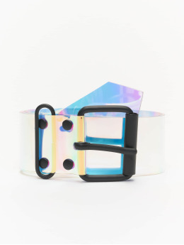 Urban Classics Belt Hollographic  colored