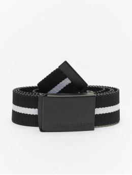 Urban Classics Belts Canvas  svart