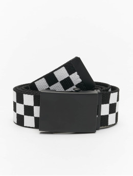 Urban Classics Belts Adjustable Checker  svart