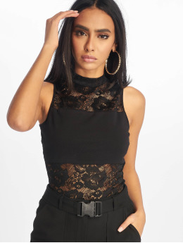 Urban Classics Body Laces negro