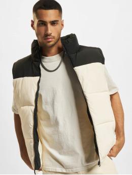 Urban Classics Bodywarmer Block Puffer zwart