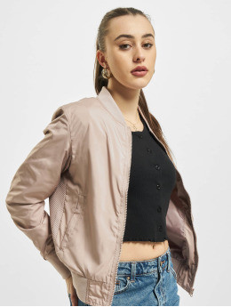 Urban Classics Bomber jacket Light Bomber rose