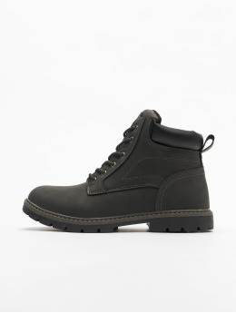 Urban Classics Boots Basic schwarz