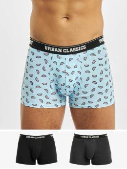 Urban Classics Boxer Short Mix 3-Pack blue