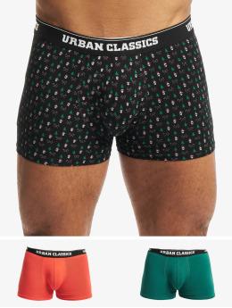 Urban Classics Boxer Short Organic X-Mas 3-Pack  colored