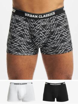 Urban Classics Boxerky Organic 3-Pack čern