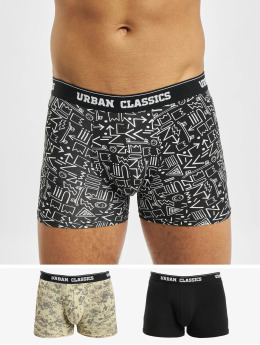 Urban Classics boxershorts 3-Pack  camouflage