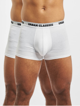 Urban Classics Boxershorts Modal Double-Pack Boxer weiß