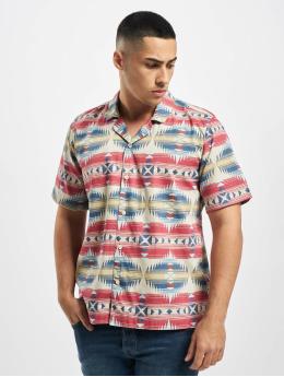 Urban Classics Camisa Pattern Resort colorido
