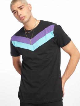 Urban Classics Camiseta ArrowPanel negro
