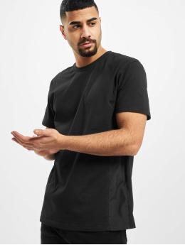 Urban Classics Camiseta Military Muscle negro