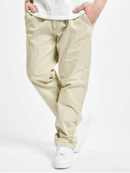 Urban Classics Cargo Nohavice Straight Leg  béžová