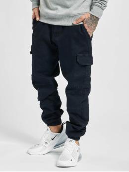 Urban Classics Cargo pants Cargo  modrý