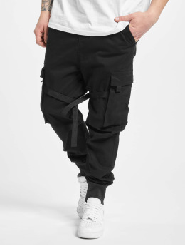 Urban Classics Cargo pants Tactical  svart