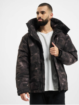 Urban Classics Chaqueta de invierno Multipocket  camuflaje