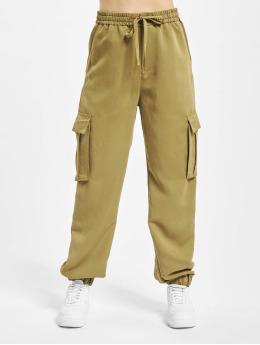 Urban Classics Chino bukser Viscose Twill oliven
