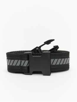 Urban Classics Cinturón Reflective  negro