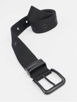 Urban Classics Cinturón Eyelet  negro