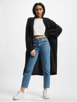 Urban Classics Coats Ladies Modal Terry black