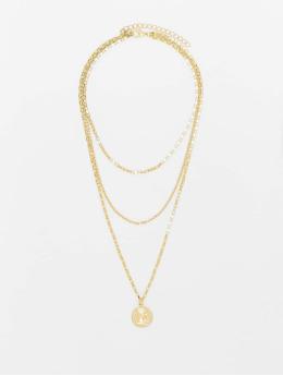 Urban Classics Diverse Layering Amulet guld