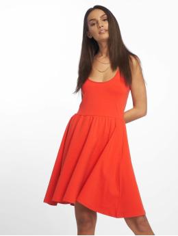 Urban Classics Dress Spaghetti  red