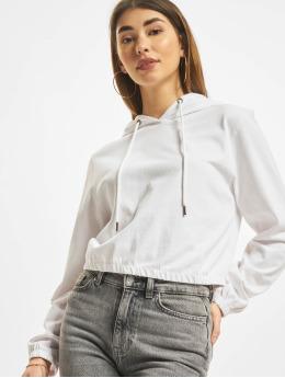 Urban Classics Felpa con cappuccio Heavy Jersey bianco