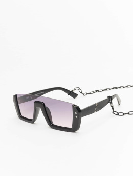 Urban Classics Gafas Chain  negro