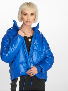 Urban Classics Gewatteerde jassen Vanish blauw