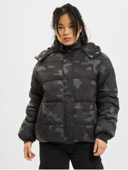 Urban Classics Gewatteerde jassen Boyfriend Camo camouflage