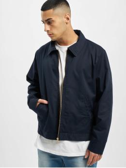 Urban Classics Giacca Mezza Stagione Workwear blu