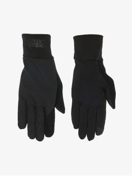 Urban Classics handschoenen Logo Cuff Performance zwart
