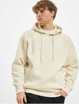 Urban Classics Hoodie Raglan Zip Pocket beige