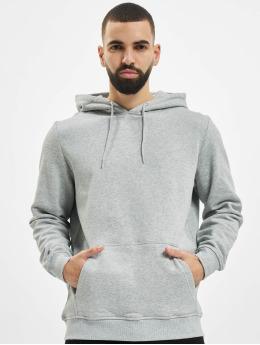 Urban Classics Hoodie Organic Basic grå