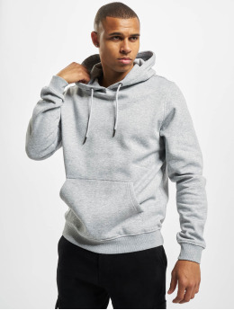 Urban Classics Hoodies Basic Terry grå