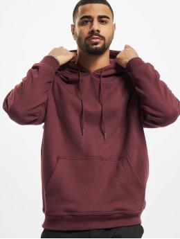 Urban Classics Hoodies Blank  rød