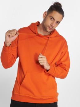 Urban Classics Hoody Oversized oranje