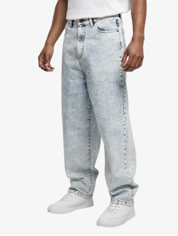 Urban Classics Jean coupe droite 90's bleu