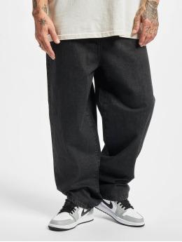 Urban Classics Jean coupe droite 90's Slim Fit  noir