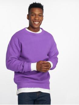 Urban Classics Jersey Polar Fleece púrpura