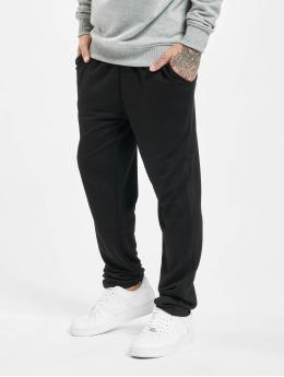 Urban Classics Jogging kalhoty Modal Terry Tapered  čern