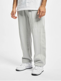 Urban Classics Jogging kalhoty Blank  šedá