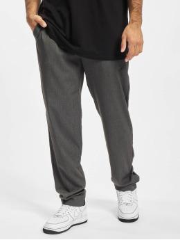 Urban Classics Jogging kalhoty Tapered Jogger šedá