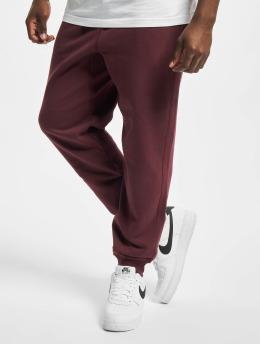 Urban Classics joggingbroek Basic  rood