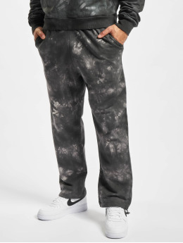 Urban Classics joggingbroek Tye Dyed zwart