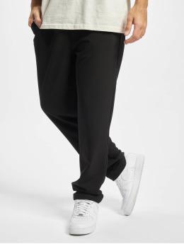 Urban Classics joggingbroek Tapered zwart